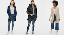 Fall must-haves you can score for 40% off at Gap right now