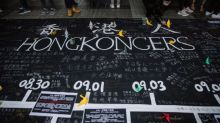 Off-duty Hong Kong police officer arrested for supporting protests