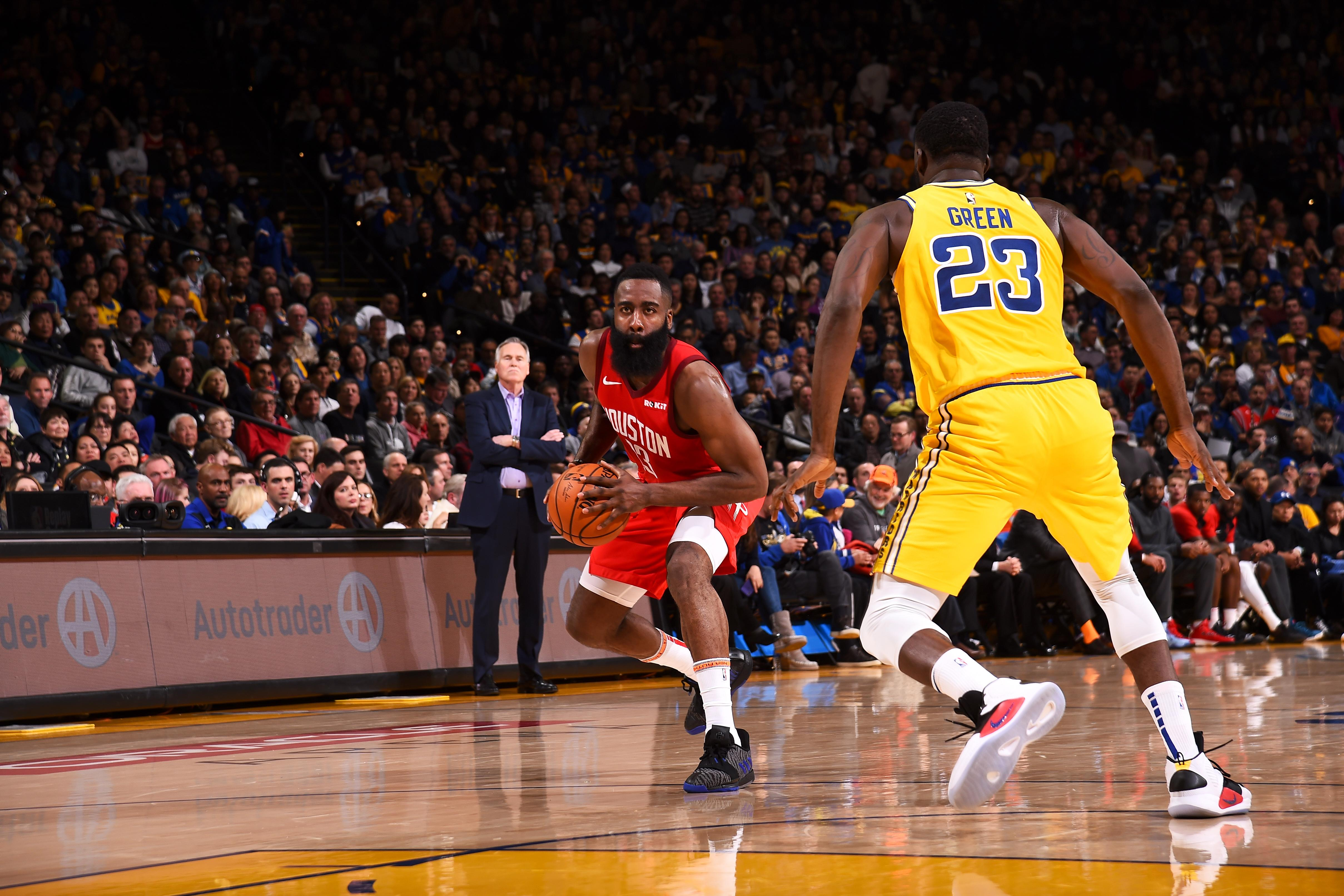 81dfc75ce5c2 James Harden drains game-winner to beat Warriors in overtime