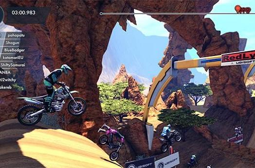 Trials Fusion gets eight-racer multiplayer by the end of the year