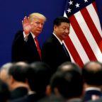 U.S., China rekindle trade talks ahead of Trump-Xi G20 meeting
