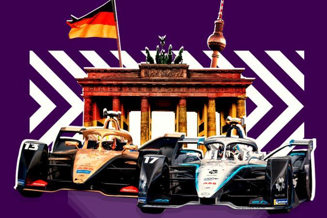 Formula E resumes in Berlin