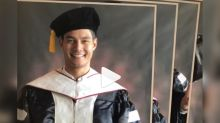 CHED doesn't recognise Daniel Matsunaga's honorary Ph.D