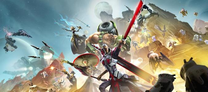 'Battleborn' has the trappings of a modern shooter and more