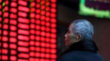 Asian shares slip; German, Korean data hurt risk appetite