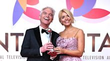 This Morning's Holly and Phil keep drinking as they pick up NTA gong