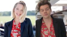Harry Styles single again after 'girlfriend Tess Ward dumps him to get back with her ex'
