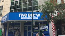 Discounter Five Below apparently planning first local site