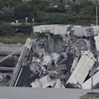 Bridge Collapse in Italy Kills at Least 30 as Vehicles Plunge 150 Feet to the Ground
