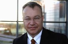 CE-Oh no he didn't!: Stephen Elop says 'Apple created Android,' the conditions necessary for its existence