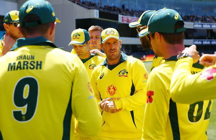 Aaron Finch is set to face a tough task to end Australia's bad run in ODIs