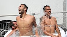 Sprung ins kalte Wasser: Was bringt das Eisbad nach dem Sport?