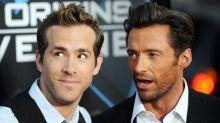Nem a indicação ao Emmy livrou Hugh Jackman de zoação de Ryan Reynolds