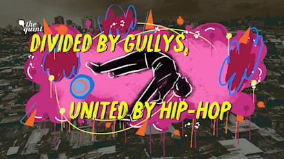 Not Just Rap: Divided by Gullys, United by Hip-Hop