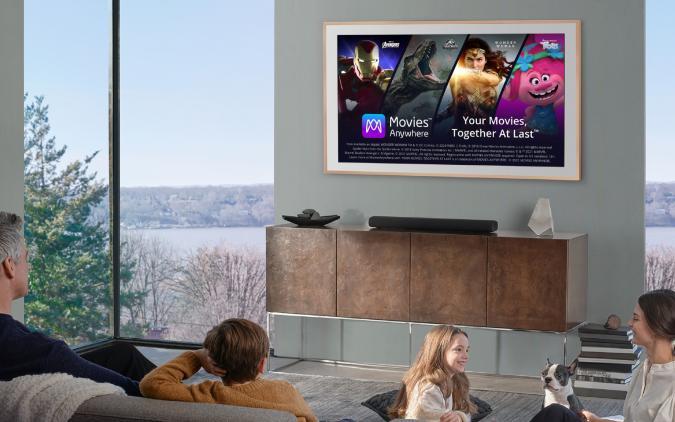 Samsung Movies Anywhere