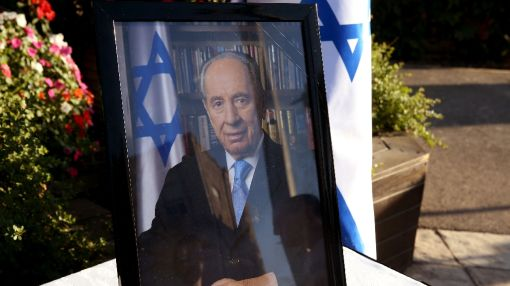 Israel mourns after death of founding father Peres