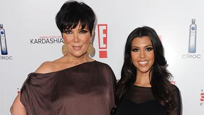 Kourtney And Kris: Are The Kardashian Sisters Really At War?