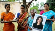 """Prayers of gratitude for election of """"daughter of India"""" Harris as U.S. vice president"""