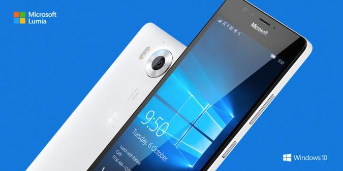 Microsoft Lumia 950 y 950 XL, los nuevos buques insignia con Windows 10
