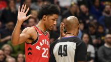 Raptors' Patrick McCaw to leave NBA bubble for treatment for mass on knee
