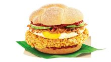 Goodbye for now: McDonald's Nasi Lemak Burger sold out in Singapore