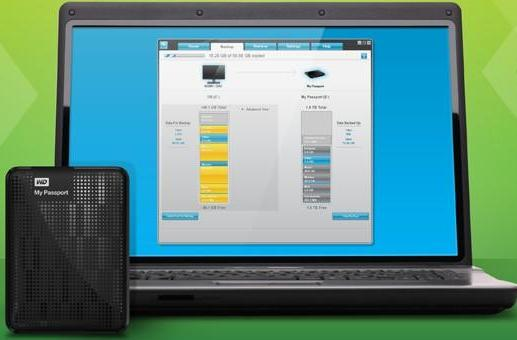 WD SmartWare Pro automates backups to both Dropbox and external drives