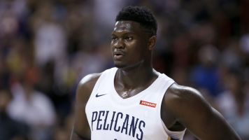 Zion Williamson embroiled in $100M legal battle