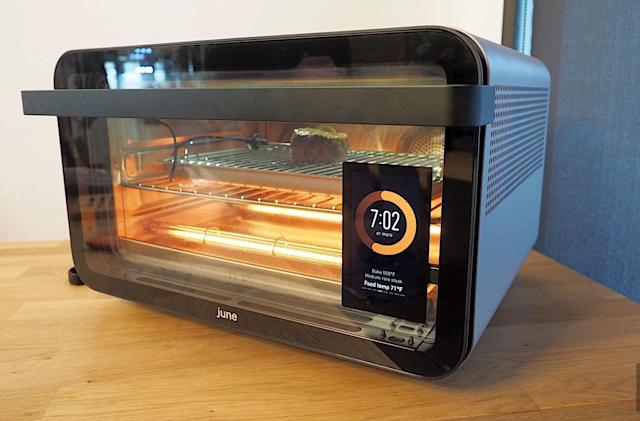 June returns with a cheaper smart oven for lazy cooks
