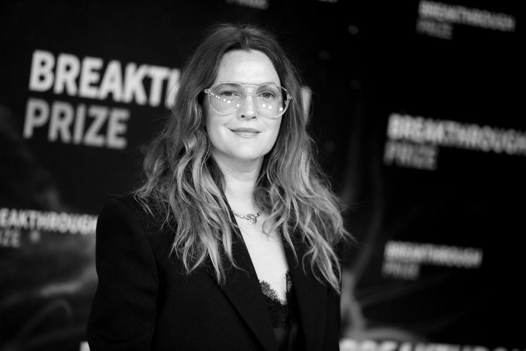 Drew Barrymore gets real about her body struggles on Instagram