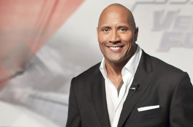 The Rock will fight a giant gorilla in a 'Rampage' film