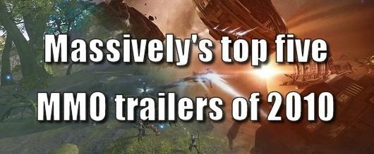 Massively's top five MMO trailers of 2010
