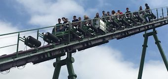 Riders Rescued From Paulton's Park Rollercoaster