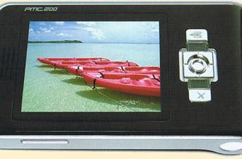 PMC200, the newest media player from Sweden