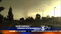 Caught on Video: Tornado Touches Down in Bakersfield