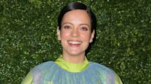 Lily Allen vows to cut down on phone time as it makes her brain, work and relationships 'suffer'