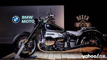 【新車圖輯】穿越古今八十餘載!2021 BMW Motorrad全新R 18再次定義二輪之美!