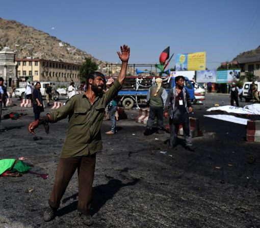 Afghan forces step up anti-IS offensive after deadly attack