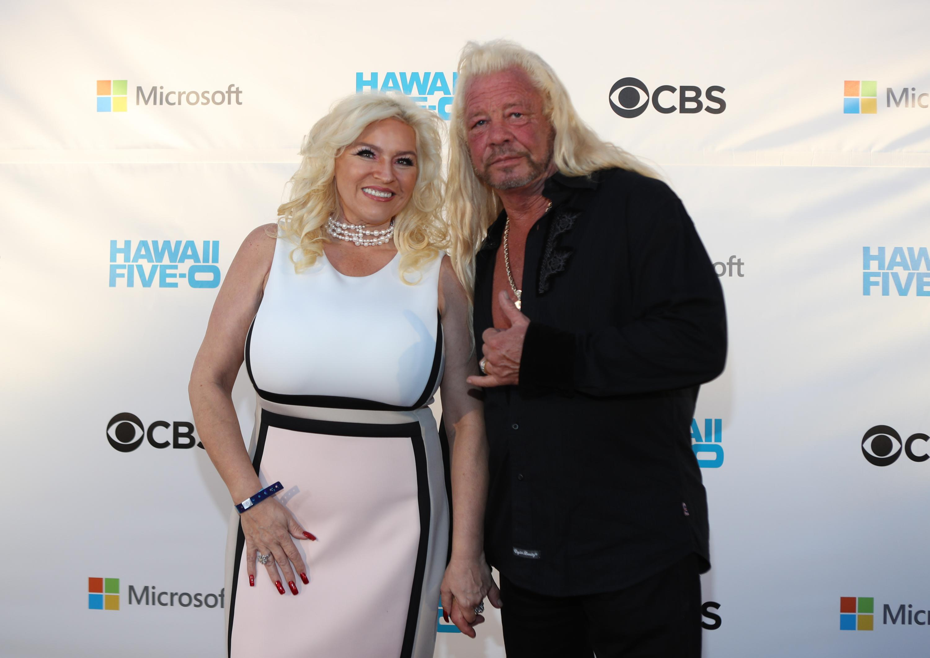 Dog The Bounty Hunter Addresses His Wife S Throat Cancer