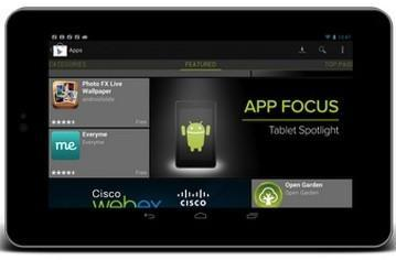Google drafts checklist for making top-notch Android tablet apps