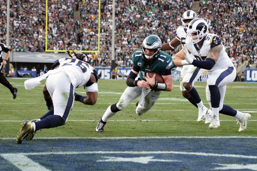 save off ed0c8 22cea Wentz out for season, NFL Eagles confirm
