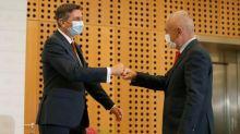 Kosovo, Serbia clash over Balkan border issues at summit