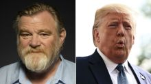 'Harry Potter' star Brendan Gleeson to play Donald Trump in new drama series