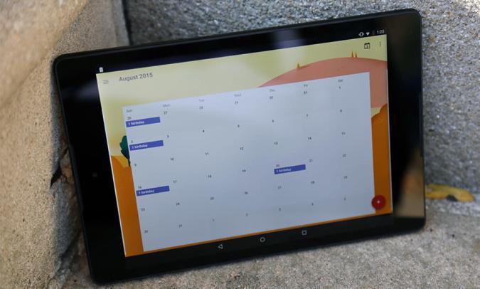 Google Calendar gets smarter and prettier