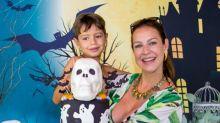 Luana Piovani faz festão para celebrar 6 anos do filho Dom
