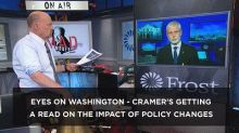 Cramer's Exec Cut: Washington's new rules get mixed revie...