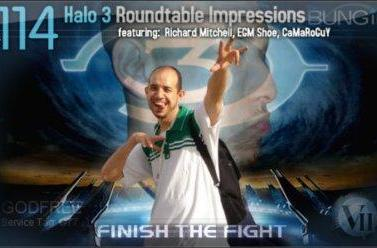 GTR Halo 3 Impressions Roundtable