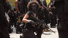 Armed black militia in America issues threat to build 'its own nation'