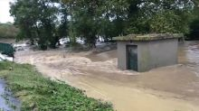 Deadly flash floods hit France