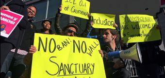 Judge blocks Trump sanctuary cities order