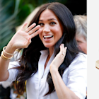 Meghan Markle arrives in South Africa in the perfect slingback flats — and they're still in stock
